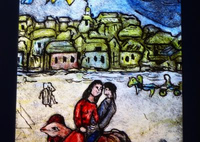 CHAGALL PAINTING EXERCISE #7